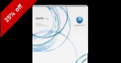 clariti 1-Day 90 lenses per box