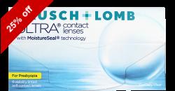 Ultra for Presbyopia 6 lenses per box
