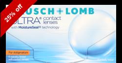Ultra for Astigmatism 6 lenses per box