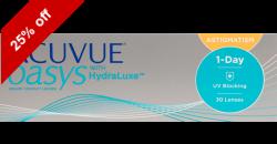 Acuvue Oasys 1-Day Astigmatism 30 lenses per box