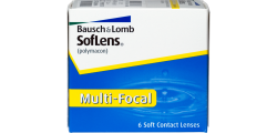 Soflens Multifocal 6 lenses per box