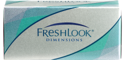 FreshLook Dimensions 6 lenses per box