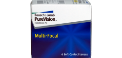 PureVision Multifocal 6 lenses per box
