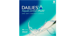 DAILIES AquaComfort Plus 90 lenses per box