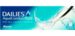 DAILIES AquaComfort Plus 30 lenses per box