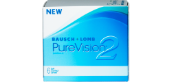 PureVision 2 6 lenses per box