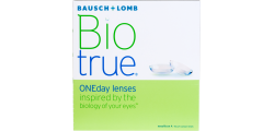 Biotrue ONEday 90 lenses per box