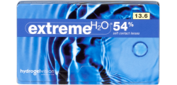 Extreme H2O 54 Percent 13.6 12 lenses per box