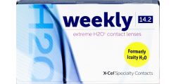 Extreme H2O Weekly 12 lenses per box
