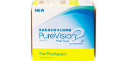 PureVision 2 Multifocal 6 lenses per box