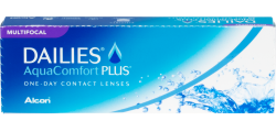 DAILIES AquaComfort Multifocal 30 lenses per box