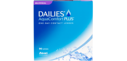 DAILIES AquaComfort Multifocal 90 lenses per box