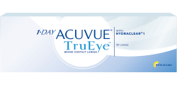 1-Day Acuvue TruEye 30 lenses per box