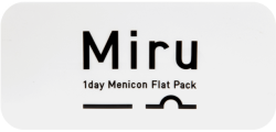 Miru 1 Day 30 lenses per box