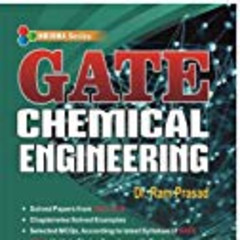 GATE 2019 – Chemical Engineering