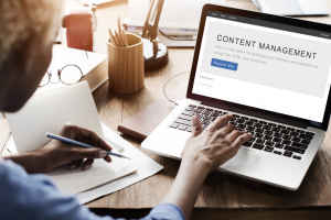 Blogging and Content Management