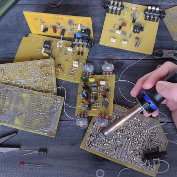 Featured by Para: Image representing the Amateur Radio: Electronics Repair Kit, which includes activities, items, and products that help prepare you for that emergency or disaster.