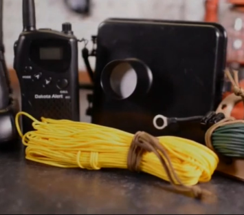 Featured by Para: Image representing the Amateur Radio: MURS, which includes activities, items, and products that help prepare you for that emergency or disaster.