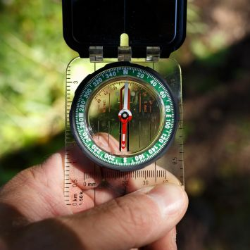 Featured by Para: Image representing the Land Navigation, which includes activities, items, and products that help prepare you for that emergency or disaster.