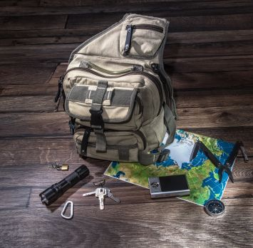 Featured by Para: Image representing the Budget Bug Out Bag (Under $100), which includes activities, items, and products that help prepare you for that emergency or disaster.
