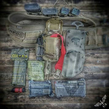 Featured by Para: Image representing the Trauma Kit, which includes activities, items, and products that help prepare you for that emergency or disaster.