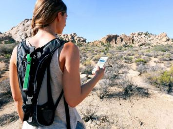 Featured by Para: Image representing the Smartphone Off-Grid Communications, which includes activities, items, and products that help prepare you for that emergency or disaster.