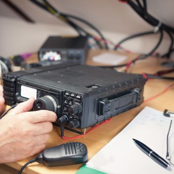 Featured by Para: Image representing the Amateur Radio: HAM, which includes activities, items, and products that help prepare you for that emergency or disaster.