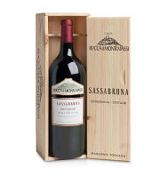 Magnum of Red Wine Sassabruna
