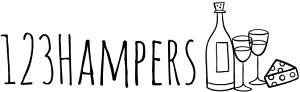 123 Hampers Logo
