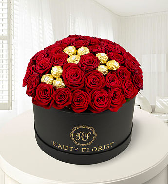 Ferrero Rose Hat Box