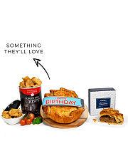 Happy Birthday Pie and Chocs