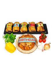 Happy Birthday Pie and Pastries