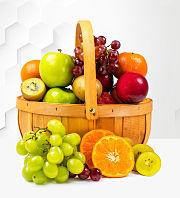Fresh Fruit Basket