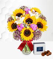 July Birthday Bouquet