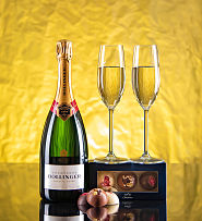 Bollinger Special and Chocolate