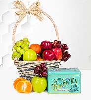 Fruit and Tea Hamper