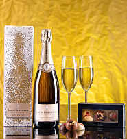 Louis Roederer and Chocolates