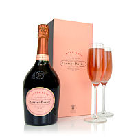 Laurent-Perrier Rose Champagne