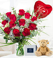 Classic Red Rose Bundle