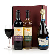 The Vegan Wine Trio