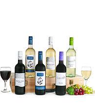 Six Wines in Wood