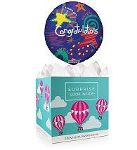 Congratulations Balloon Box