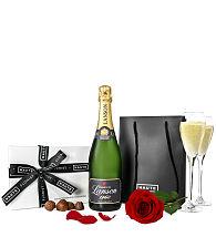 Champagne and Chocs