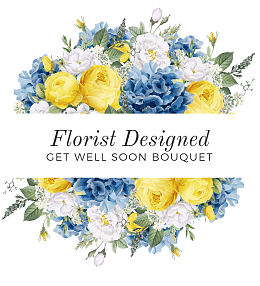 Florist Designed Get Well Soon
