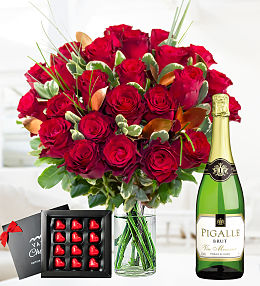 24 Rose Deluxe Gift