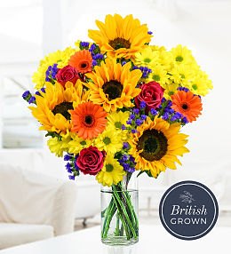 British Summer Bouquet