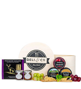 Deli & Co Cheese Box