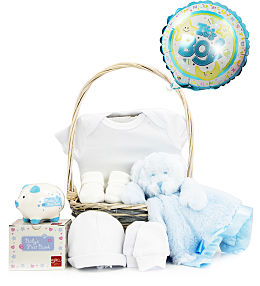 New Baby Boy Celebration