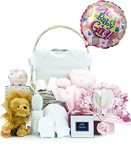 Complete New Baby Girl Gift