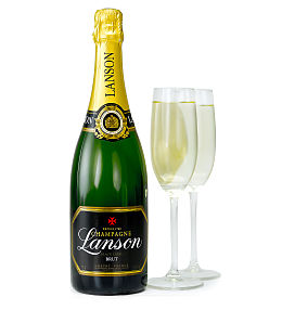 Lanson Black Label Champagne